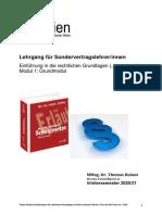 LG SVL VO Rechtliche Grundlagen Modul 1_2020