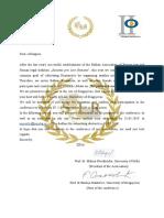 Ius Romanum 2019 - pozivno pismo