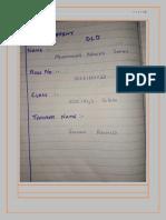 Assign01-M Naveed Shakir-BSEF16M033-DLD