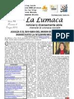 6) La Lumaca Giugno 2010