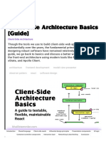 Client-Side Architecture Basics [Guide] _ Khalil Stemmler