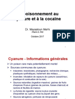 chapitre 5- Cyanide and cocaine poisoning dec2016_Fr
