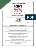 Manual JFL Active 20 Ultra, v 1.5