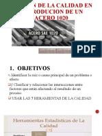 expo 7 herramientas de la caliad