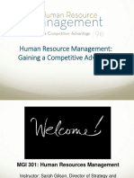 Noe, R. A., Hollenbeck, J. R., ,Gerhart, B.  _ Wright, P. M. (2013). Human Resource Management, Gaining A Competitive Advantage
