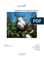 Life Cycle Assessment of organic cotton 2-12