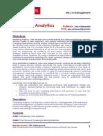 marketing-analytics introduction