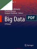 Big Data- A Primer