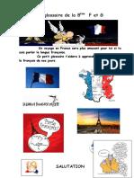 Mini-glossaire de français