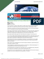 20110201-Total Seeks Partner for France Shale Gas Permit