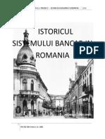 Istoricul Sistemului Bancar in Romania
