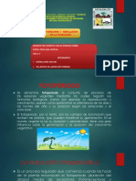 FOTOPERIODO Y REGULACION DE CRECIMIENTO