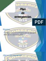 3- Plan de emergencias