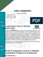 GRUPO 13 LOS AUDITORES COSTOS CONJUNTOS