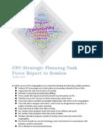 CPC Strategic Task Force Report 2020 Final