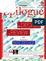 Epilogue Magazine, January 2010