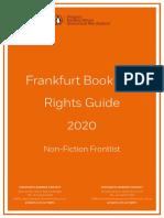 PRH AUNZ Frankfurt Book Fair 2020 - Non-Fiction Frontlist