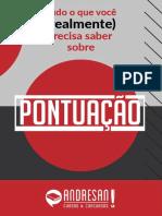 E-Book_-_Pontução