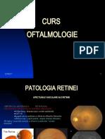 Oftalmologie - Patologia Ochiului