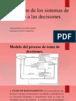 4. EVOLUCIÓN DE LOS SISTEMAS DE APOYO A DECISIONES
