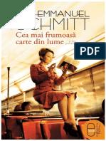 Cea mai frumoasa carte din lume. Eric Emmanuel Schmitt.pdf
