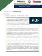 4TO - ACTIVIDAD 02 - CONOCEMOS LA CARTILLA, DONDE PUBLICAREMOS UN TEXTO INFORMATIVO SOBRE ACCIONES PREVENTIVAS ANTE EL COVID-19