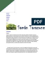 comunidad saman tarazonero