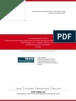 2014-12 Evidencia de las intervenciones psicosociales en el manejo del estrés del cuidador de pacientes con demencia