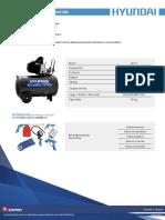 ficha tecnica de un compresor clinico.pdf