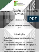 administração de sistemas livres - LVM