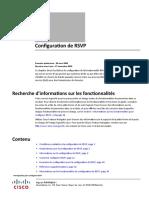 Configuration de RSVP