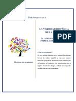 dossier variedades de la lengua(1)