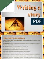Writing a story (1)