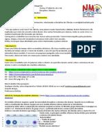ROTEIRO 9 ANO 01, 02, 03 novembro ciencias
