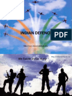 Indian Defence 2003 PPT