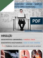 Aula 01 - Regressão linear simples (Análise estatística multivariada).pdf