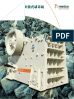 C series_Cn jaw crusher