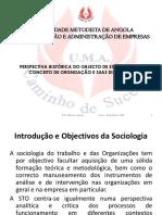 CONCEITO DE ORGNIZAÇÃO E SUAS DIMENSÕES