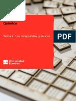 U1_Tema 2_Los compuestos Quimicos