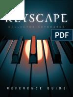 Keyscape manual