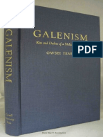 Owsei Temkin - Galenism_ Rise and Decline of a Medical Philosophy 1973.pdf