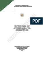 PROCESOS DE MANUFACTURA METROLOGIA[1]