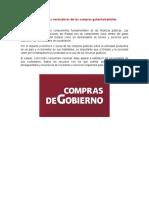 S1A3_Dependencias normadoras de las compras gubernamentales_TdeLicitaciones