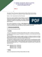 Bases Vii Carrera Solidaria Divina Pastora 2020