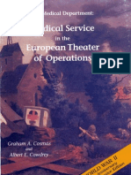Medical Service in the European Theater