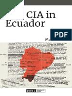 La CIA en Ecuador - Becker