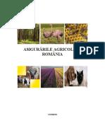 165370408 Asigurari Agricole Din Romania