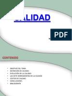 PRESENTACIÓN CLASE CALIDAD3