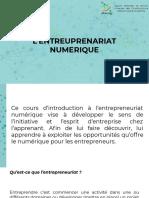 Entrepeunariat numérique - BDT2020.pptx