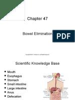 BowelElimination